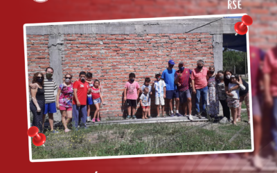 Donación a Barrio Cerrillos Norte